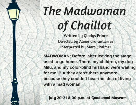 The Madwoman of Chaillot Updated