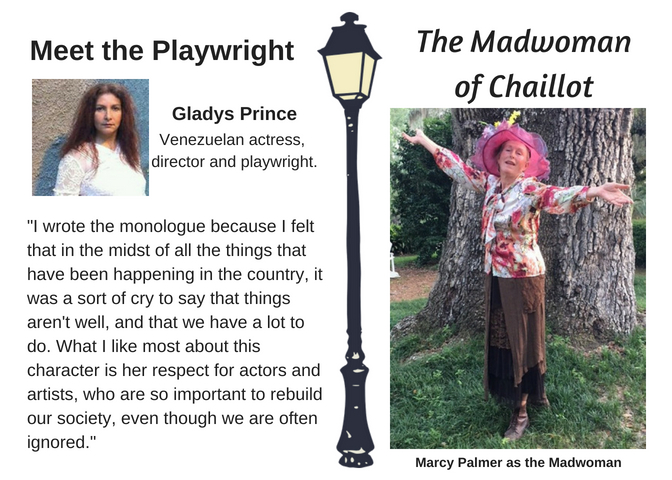 The Madwoman of Chaillot Gladys