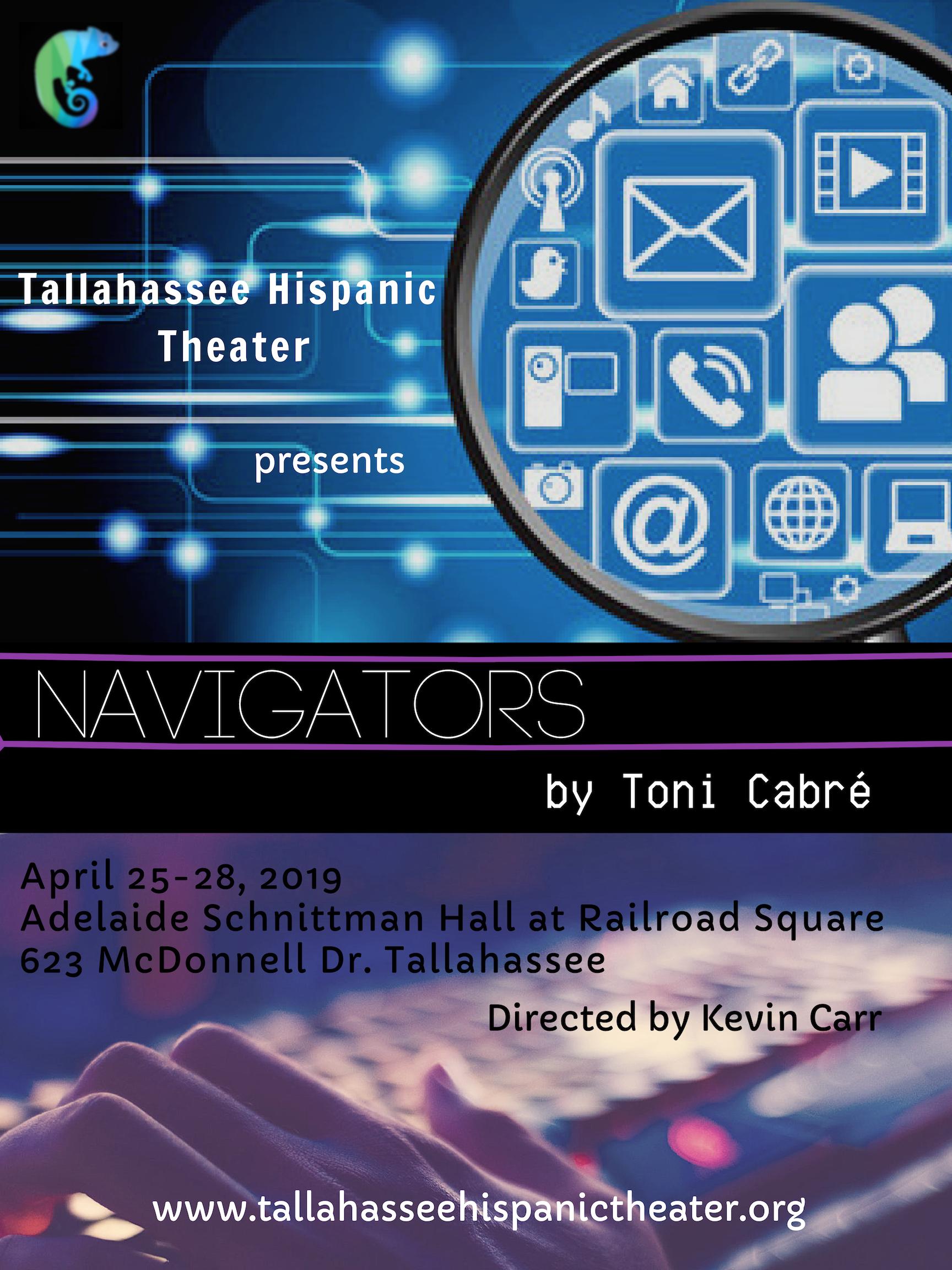 Tallahassee Hispanic Theater's new production