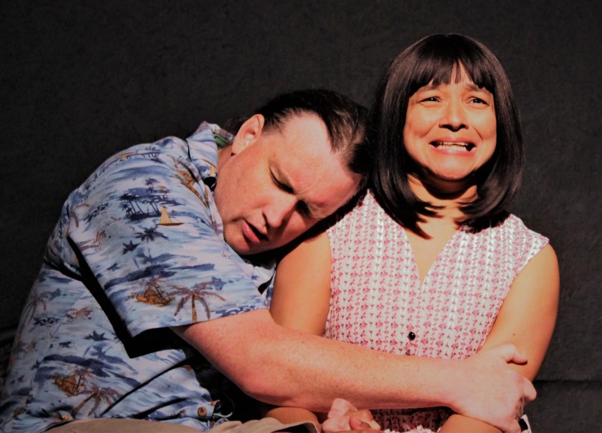 Mattie Ward and Alejandra Gutierrez